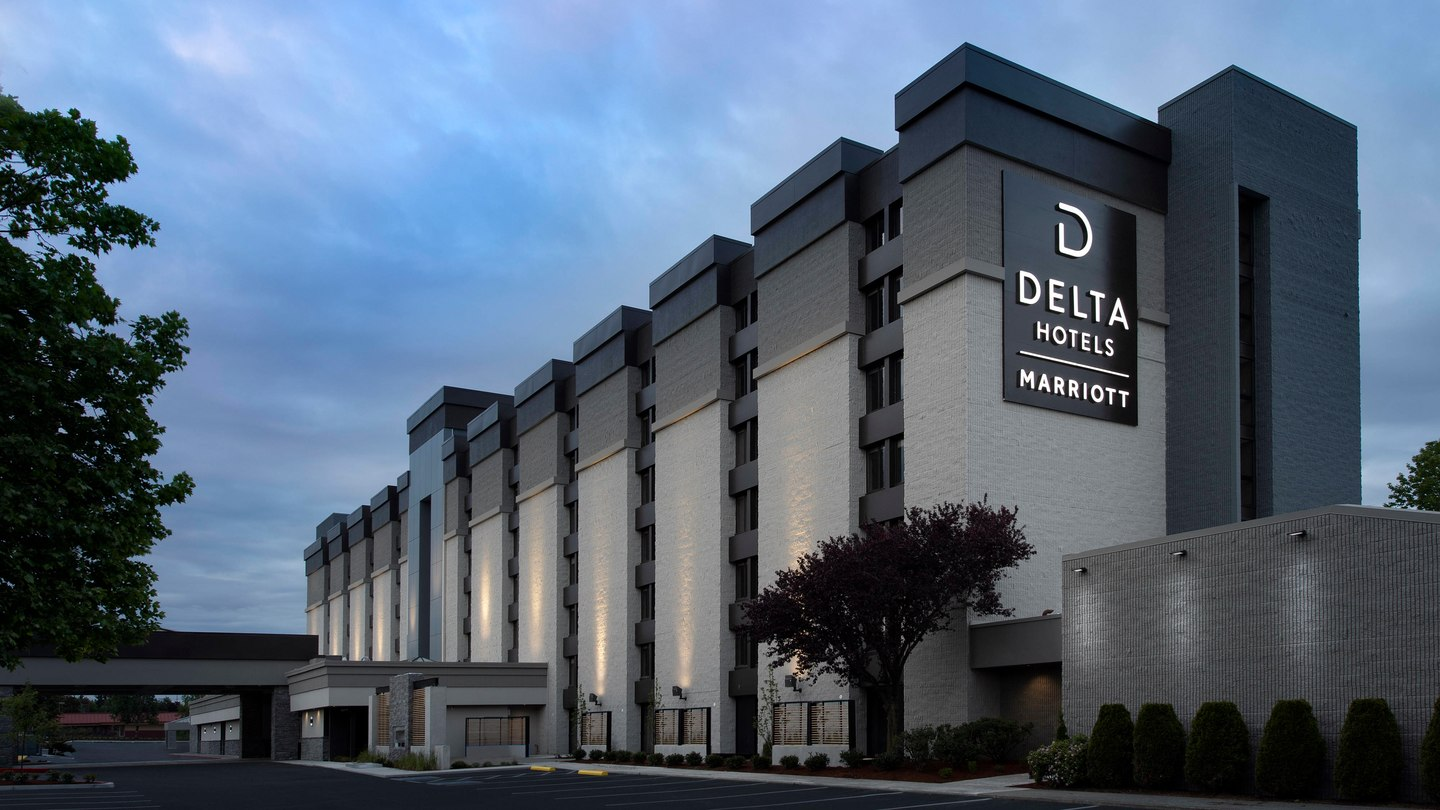 Delta Marriott Seattle/Everett