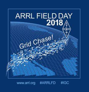 ARRL Field Day 2018